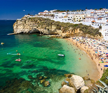 Carvoeiro voted Nº 1 European beach destination in 2018