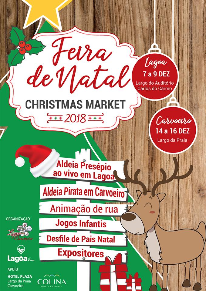 Christams Fair in Lagoa and Carvoeiro 2018