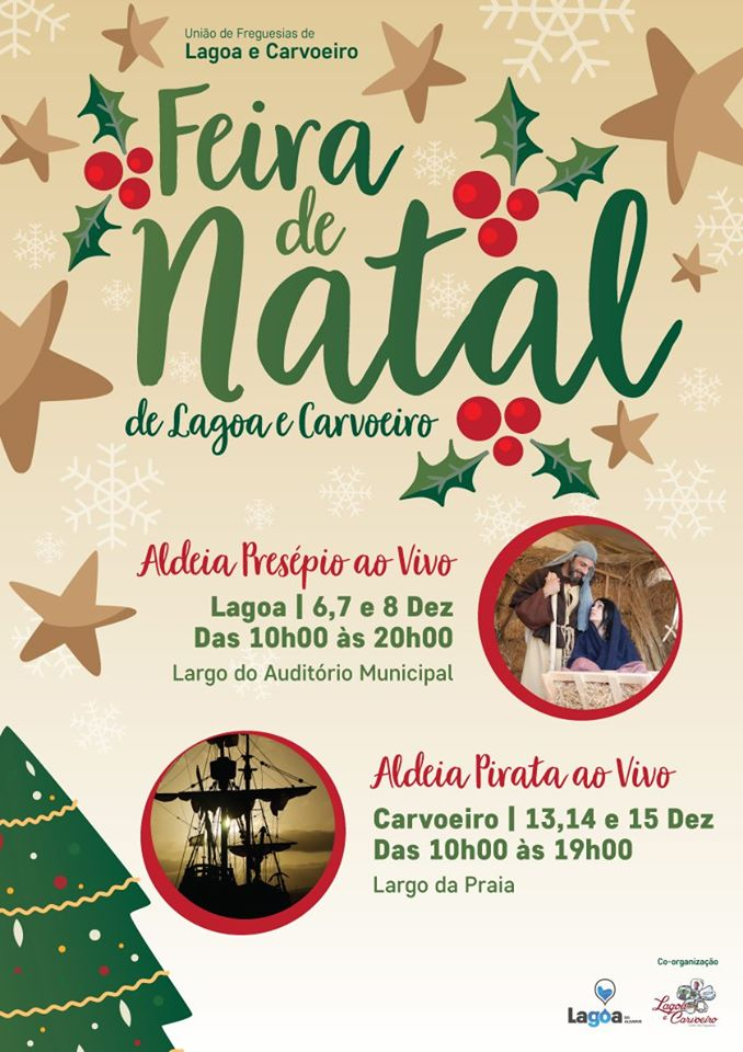 Christmas Fair Carvoeiro & Lagoa