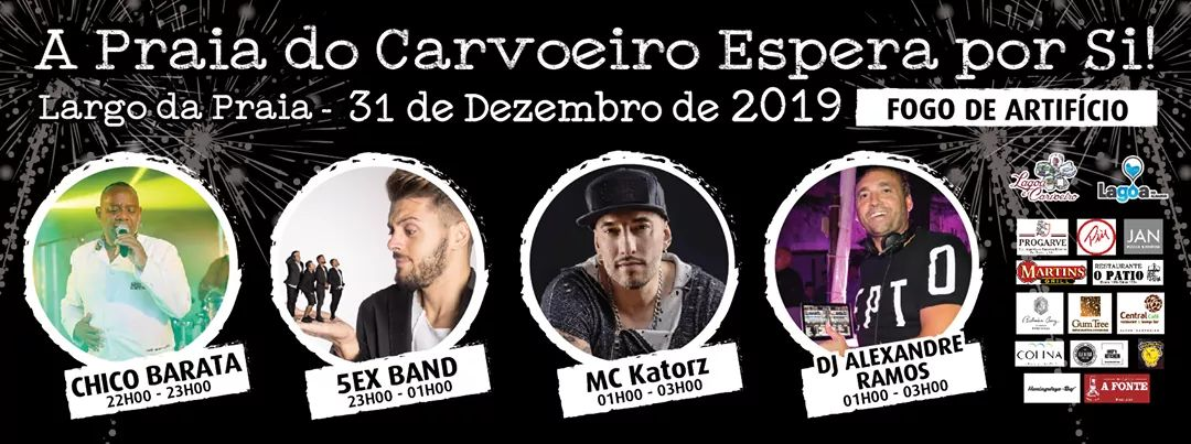 New Years Eve Carvoeiro!