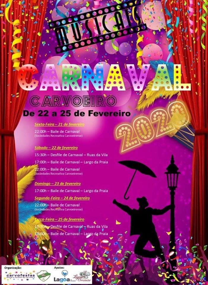 Carnaval Carvoeiro 2020