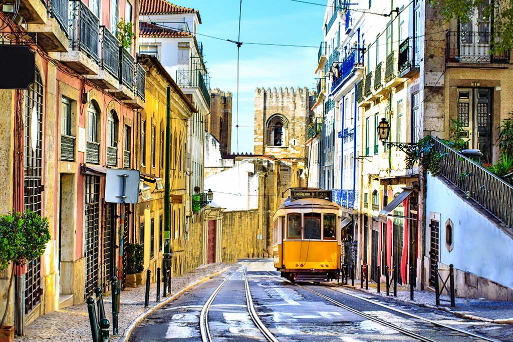 Portugal Tourism Revenue is up